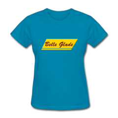 Women's T-Shirt by Belle Glade