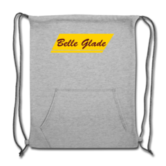 Sweatshirt Cinch Bag by Belle Glade