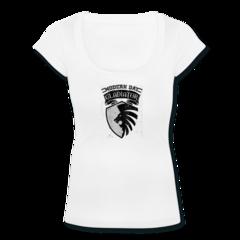 Women's Scoop Neck T-Shirt by Rennie Curran