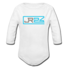 Long Sleeve Baby Boys' Bodysuit by John Grant Jr