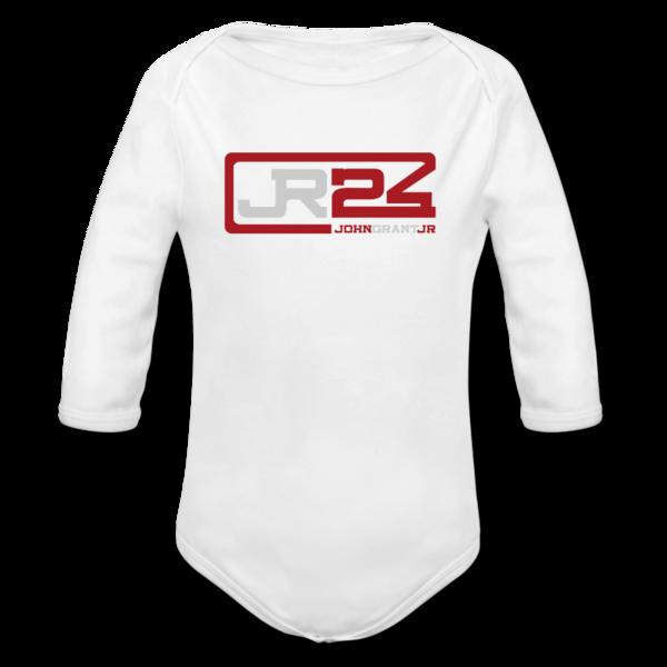 Long Sleeve Baby Boys' Bodysuit by John Grant Jr