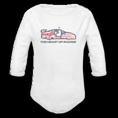 Long Sleeve Baby Boys' Bodysuit by Ian James
