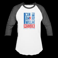 Baseball T-Shirt by Nigel Talton