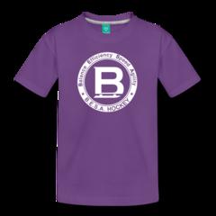 Little Boys' Premium T-Shirt by BESA Hockey