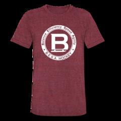 Unisex Tri-Blend T-Shirt by American Apparel