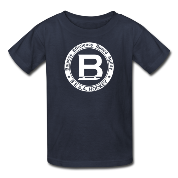 Little Boys' T-Shirt by BESA Hockey
