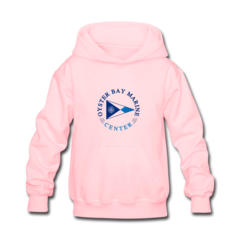 Little Boys' Hoodie by Oyster Bay Marine Center