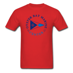 Men's T-Shirt by Oyster Bay Marine Center