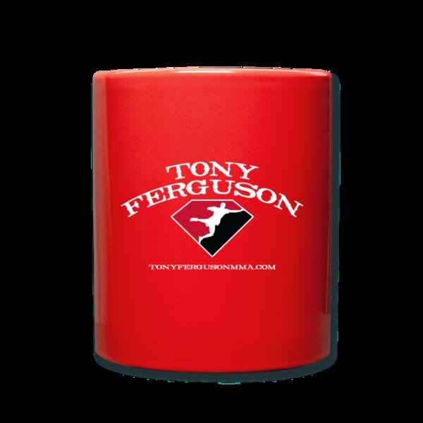Full Color Mug by Tony Ferguson