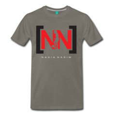 Men's Premium T-Shirt by Nadia Nadim