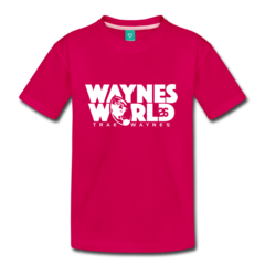 Toddler Premium T-Shirt by Trae Waynes