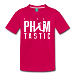 Little Boys' Premium T-Shirt by Tommy Pham
