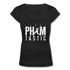 Women's Scoop Neck T-Shirt by Tommy Pham
