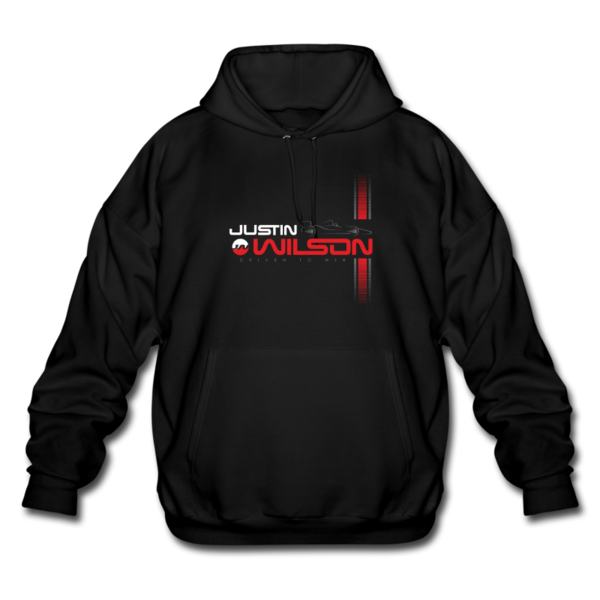 Men's Big & Tall Hoodie by Justin Wilson