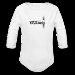 Long Sleeve Baby Boys' Bodysuit by Justin Wilson
