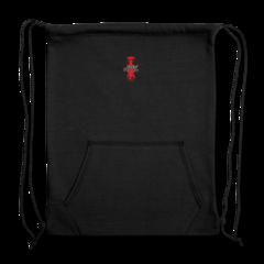 Sweatshirt Cinch Bag by Justin Wilson