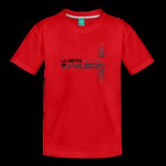 Little Boys' Premium T-Shirt by Justin Wilson