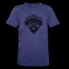 Unisex Tri-Blend T-Shirt by Towamencin Soccer Club