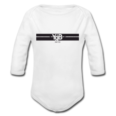 Long Sleeve Baby Boys' Bodysuit by YgB United