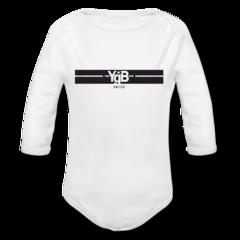 Long Sleeve Baby Boys' Bodysuit by YgB United