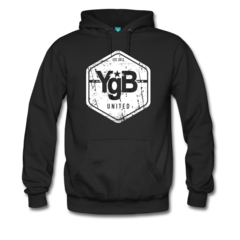 Men's Heavyweight Premium Hoodie by YgB United
