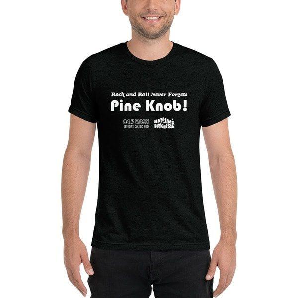 3413 Unisex Triblend Short Sleeve T-Shirt