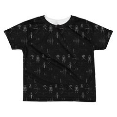 1310 Toddler Sublimation Tee