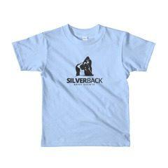 2105W Kids Fine Jersey Short Sleeve T-Shirt