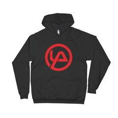 5495W Unisex California Fleece Pullover Hoodie