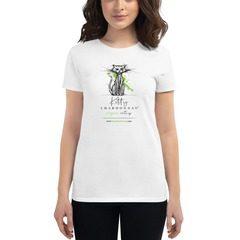 880 Ladies Ringspun Fashion Fit T-Shirt