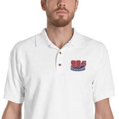 3800 Embroidered Polo Shirt